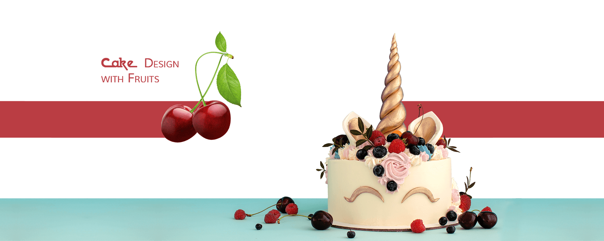 CAKE-DESIGN-WITH-FRUITS