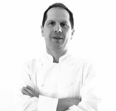 Fabrizio Crippa, pasticciere e cake designer